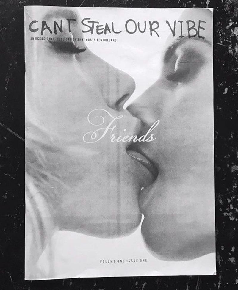 Lone Wolf, print media, zine, poetry, words, Gareth Budge, Venice Beach, California, travel